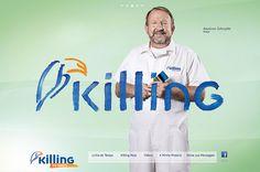 Killing 50 anos - www.killing.com.br/50anos