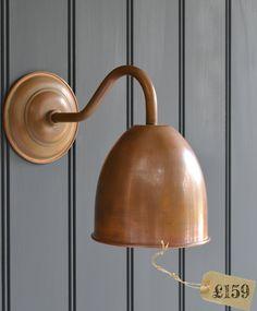 Humphrey Copper wall