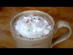 Pumpkin Spiced Latte - Laura Vitale - Laura in the Kitchen Episode 216
