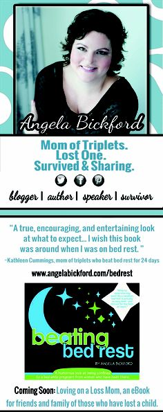 Review of Beating Bed Rest by Angela Bickford on The Bridge Bunch blog.