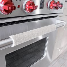 Appliance Handle Covers from Home Trends