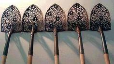 Utilitarian garden tools