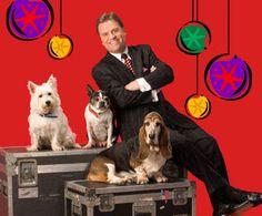 comedian, ventriloquist todd, christma comedi, ador canin, dogs, comedy, elvi, christmas, todd oliv