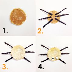fun and easy steps to make popchips spider bites for halloween