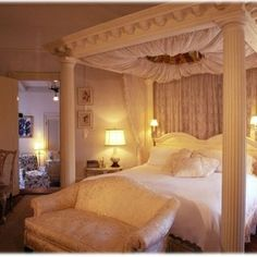 Spend Valentine's Day at Ashford Manor Bed and Breakfast in Watkinsville, #Georgia!