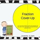 Two activities for the price of 1!  With this activity, student will race to cover the WHOLE first by adding halves, fourths or eighths.  They will...