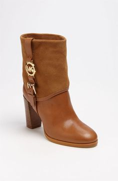 MICHAEL Michael Kors 'Fulton' Bootie available at #Nordstrom