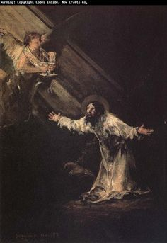 de Goya: Agony in the Garden