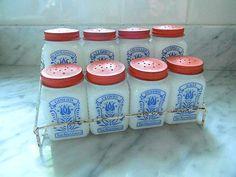 Vintage Spice Set