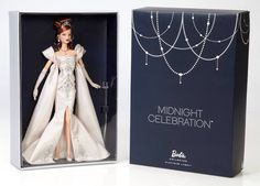 2014 National Barbie Doll Collector's Convention in Nashville ~ Official Convention Doll: Midnight Celebration