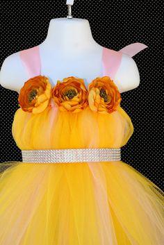 Tutu dresses for the flower girls!!!