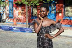 Oroma Elewa, Editor, Pop'Africana