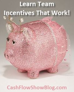 Get your team to national conference with team incentives that work!  Meeting makers make more money!  http://www.createacashflowshow.com/education-training/team-meeting-incentives-training-themes.htm