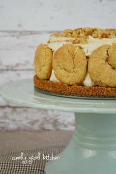 Brown Butter Snickerdoodles and Snickerdoodle Cheesecake Recipe
