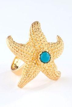 Starfish Ring by Trina Turk