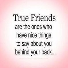 quotes on true friendship real friends | True friends by ruby