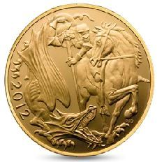 UK 2012 Gold Sovereign | lunaticg banknote & coin