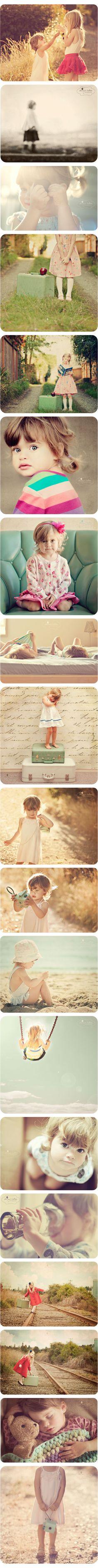 ♥ little girls, kid photos, kid photography, childhood, balloons, swing, photo shoots, children photography, kid poses