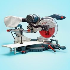 If a sliding compound miter saw is on his list, read this first. We put 8  models to the test to help you find the one that's right for his needs and your wallet. | Photo: Wendell T. Webber | thisoldhouse.com compound miter, garag, tool, slide compound