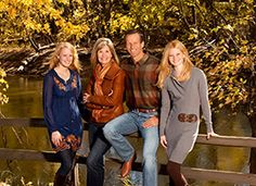 South Dakota U S  Senator John Thune, with wife  family, including daughters, Brittany  Larissa. The Thune family is in membership with the Central Baptist Church in Sioux Falls, SD. John, an outstanding basketball player, in his youth.