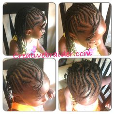 Kids styles #braids #designs #cornrows #kids #braidstyles