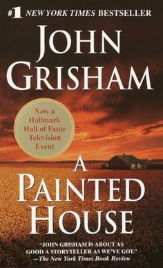 Very good book...different for a John Grisham book.