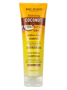 Week of 6.2.14: Marc Anthony Hydrating Coconut Oil & Shea Butter Shampoo softens strands, adds gorgeous shine, and smells amazing