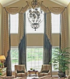 Window Treatments - CLICK THE PIC for Lots of Window Treatment Ideas. #blinds ..