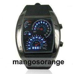 Rpm turbo watch