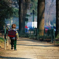 At what age should kids be allowed to walk home alone?