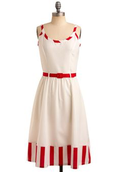 strawberri dress, summer picnic, summer dresses, rehearsal dress, christmas dresses, candies, bettie page, stripe, belts