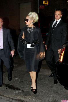 Gaga  chic