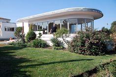 Lipetz House, Raphael Soriano, Architect 1936