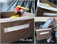 Box de rangement - DIY
