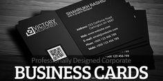 15 Creative Business Cards Design (Print Ready) #businesscards #businesscardtemplates #printready #corporatedesign