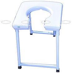 Lightweight portable shower commode chair with casters - Commode Commode Chairs Folding Commode Chair On Pinterest
