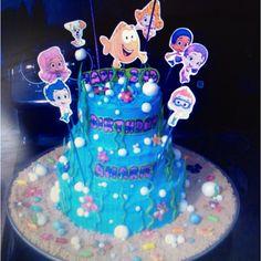 My Baby Girl's second birthday cake.