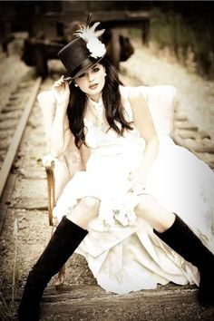 farmgirl photographi, models photoshoot ideas, birthday photo, dress, top hats