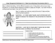 ... skills for kids worksheets | Printable Communication Skills Worksheets