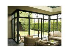 Home inspiration on pinterest met black kitchens and for Interieur veranda decoration