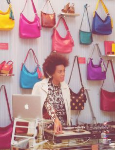 Solange rocking it at @coach FNO