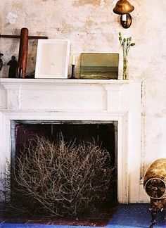 5 Quick Fixes: Solutions for the Unused Fireplace : Remodelista