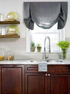 Small-Kitchen Decorating Ideas via...