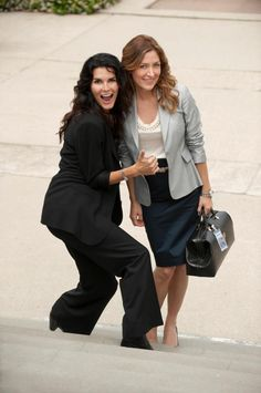Rizzoli and Isles, the best friends back in action