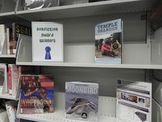 Nonfiction Displays and Common Core