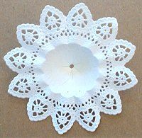 German light or flower holder