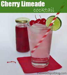vodka cocktail, cook foodist, spot blog, limead cocktail, cherri limead