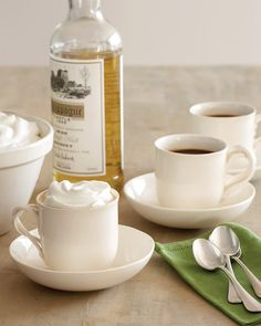 Cap off your St. Patrick's Day feast with our Irish Coffee recipe.