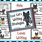 $These 6 Cool Cat Posters will make your little ones excited to learn about the writing process. Use them as a reference to hang on your wall. Enjoy...