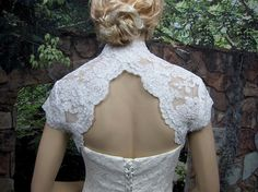 Just bought this cover up for my dress :)